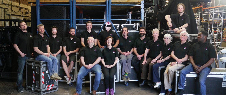 The Entec Team