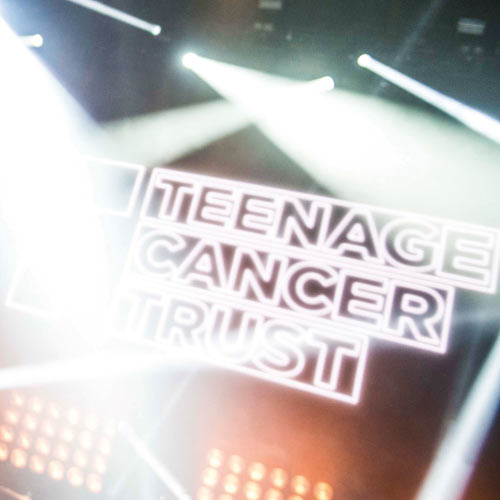 Teenage Cancer Trust 2016