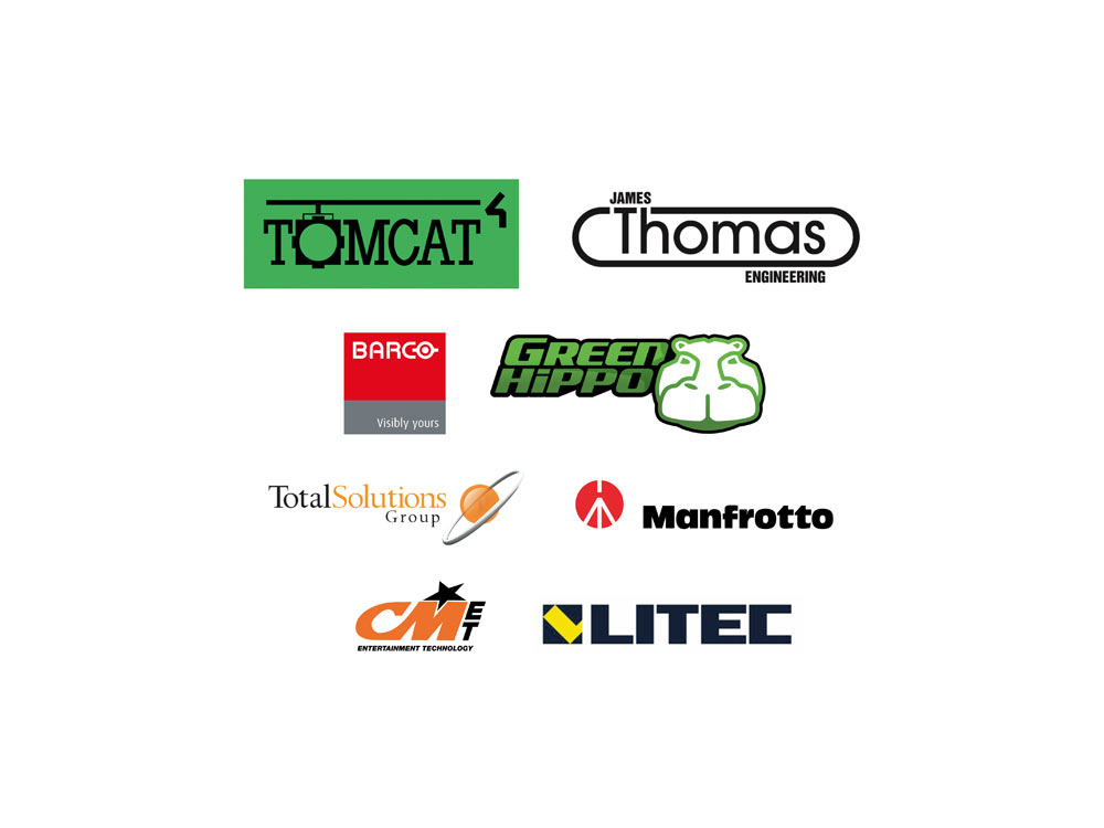 ENTEC lighting equipment brands