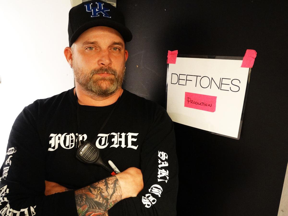 Entec - Deftones Andy Tinsley