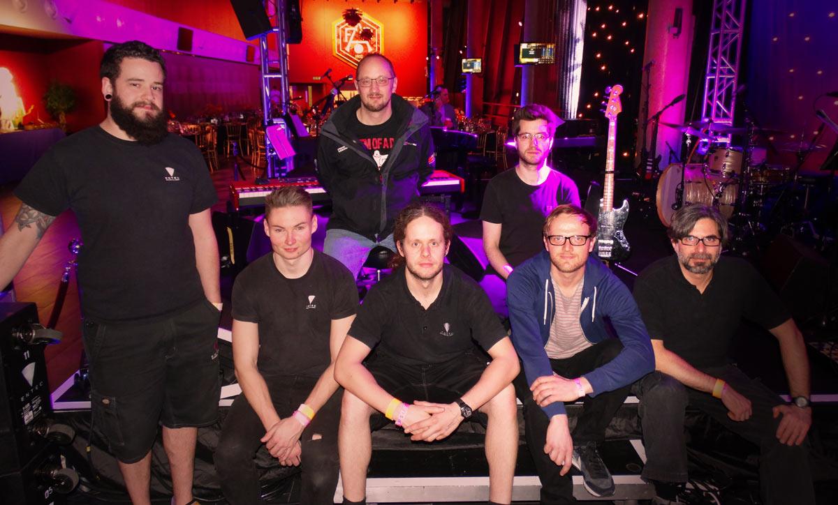 Entec - PCUK crew 2016