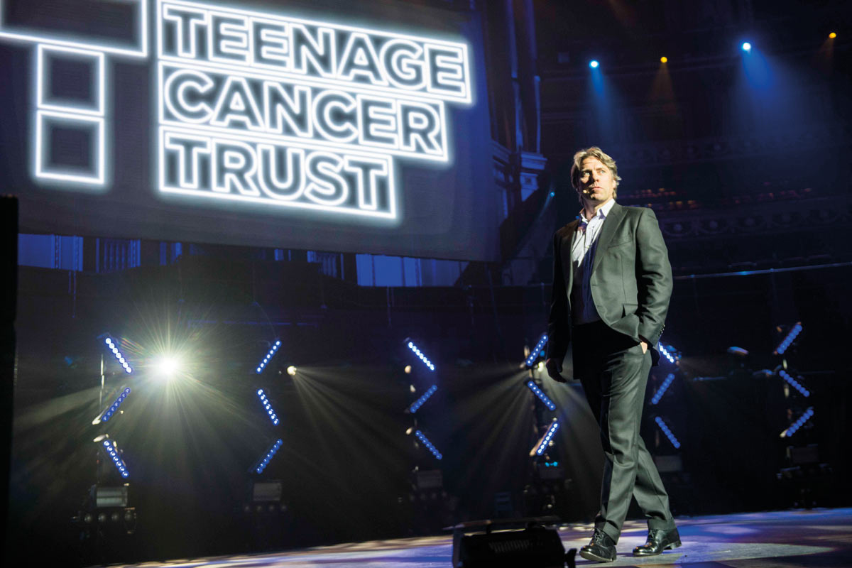 Entec-Teenage Cancer Trust 2016 - John Bishop