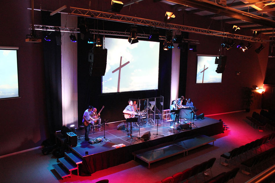 Entec-Vineyard-Church-002 & New LED Lighting for Vineyard Church u2013 Entec Sound and Light