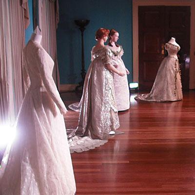 Entec - Historic Royal Wedding Dresses