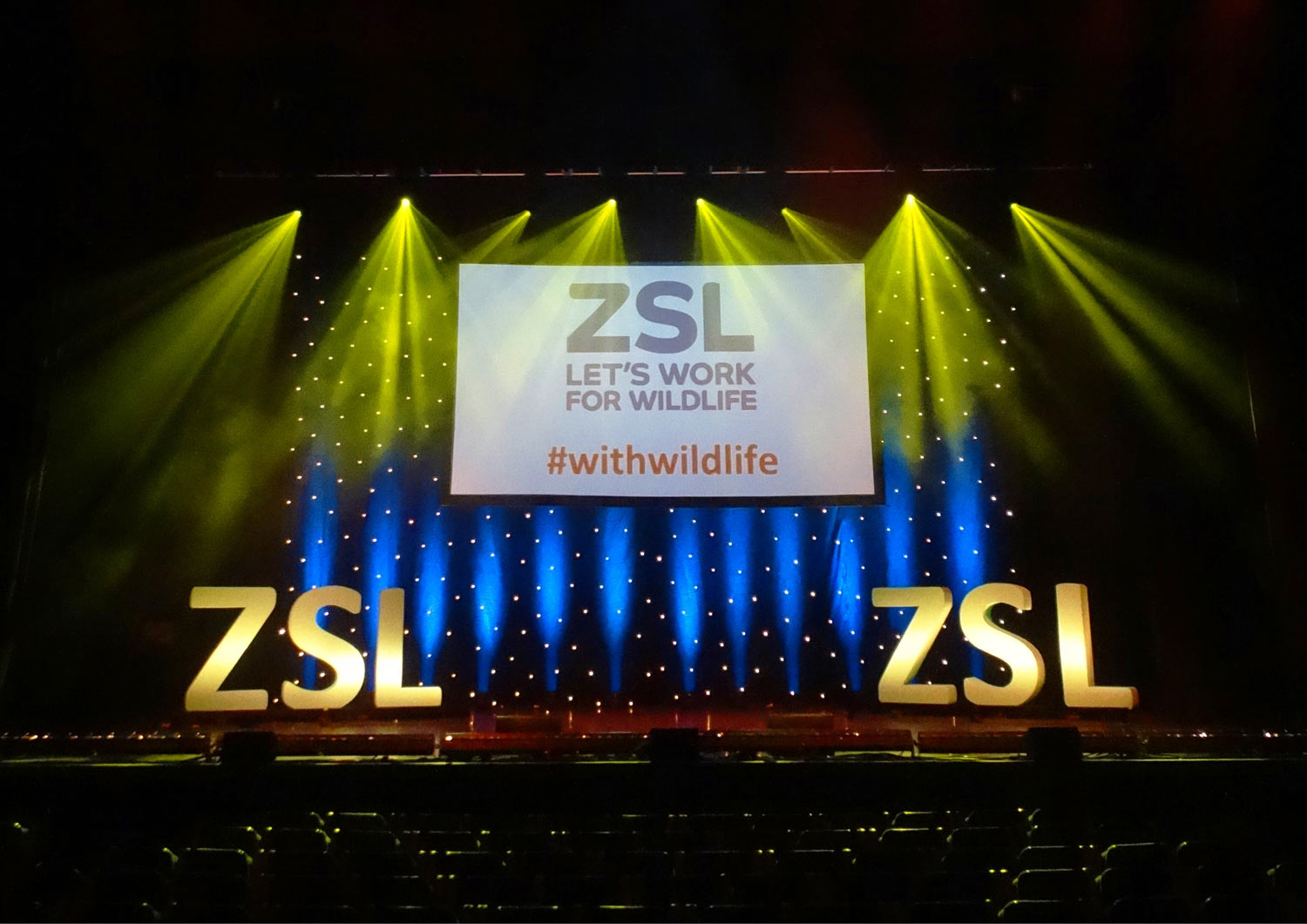 Entec delivers a full production service to ZSL