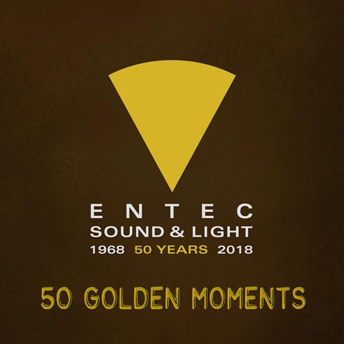 Entec - 50 golden moments