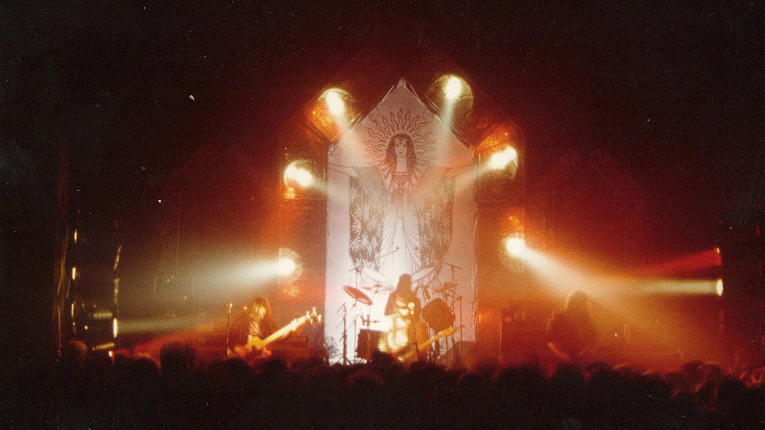 THIRTY YEARS WITH THE MISSION