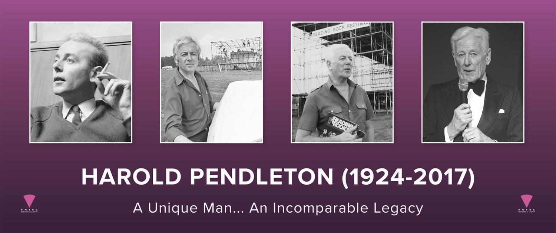 Harold Pendleton 1924-2017