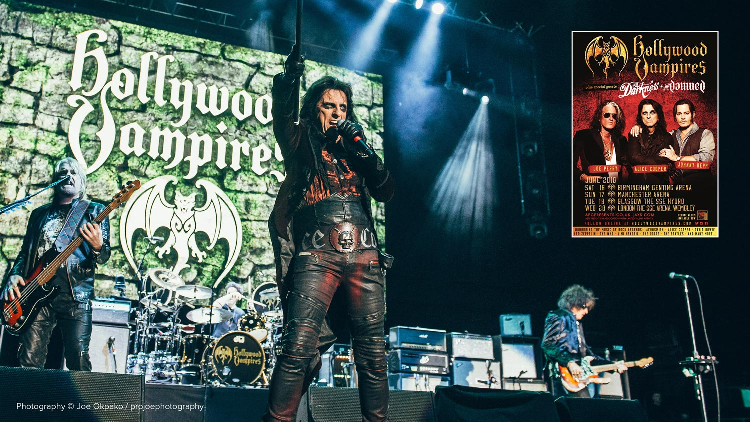 Hollywood Vampires 2018