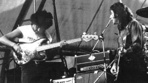 Punchestown - Phil Lynott and Rory Gallagher