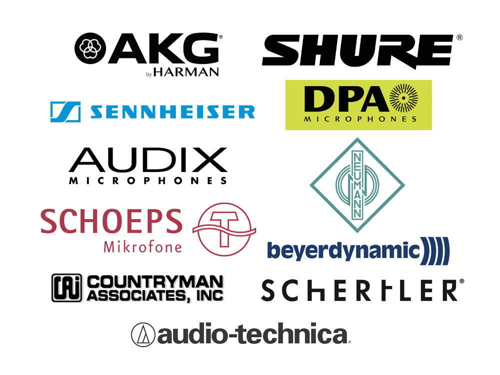 ENTEC sound equipment brands
