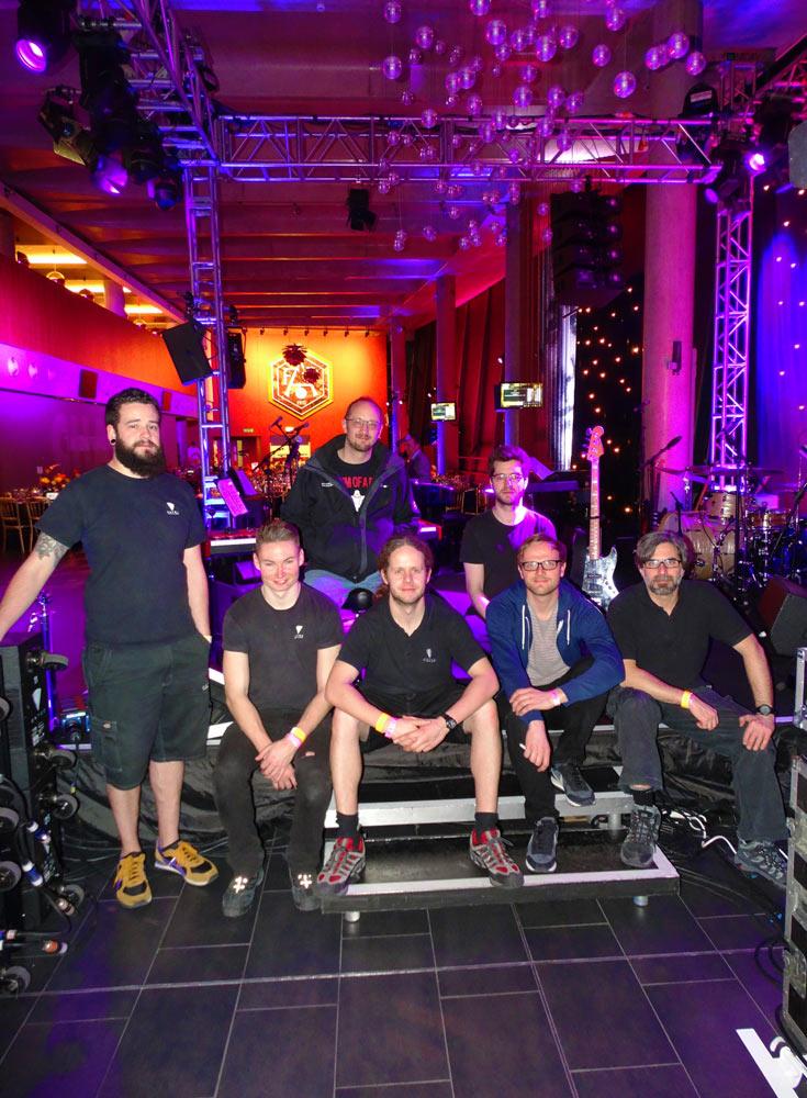 PCUK Crew 2016