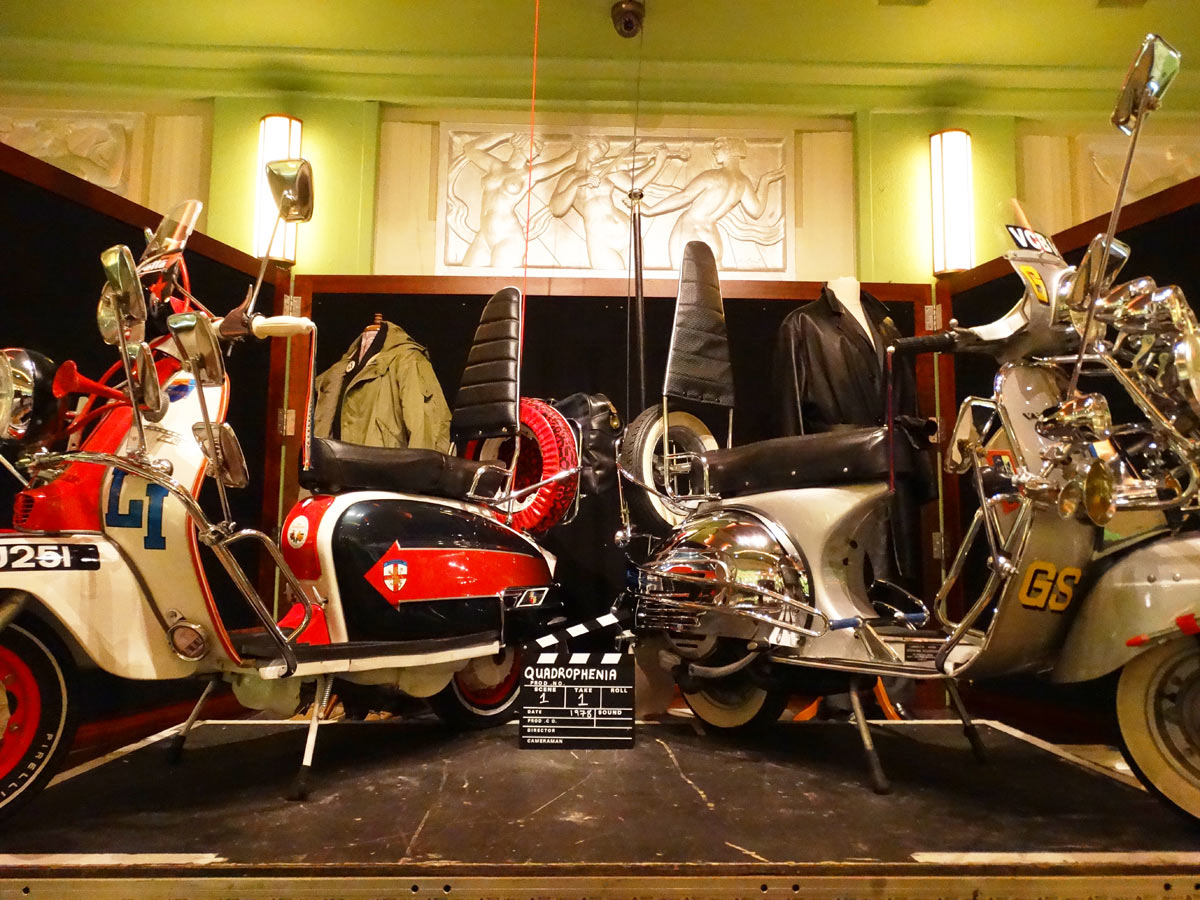 Entec Quadrophenia - the immersive experience