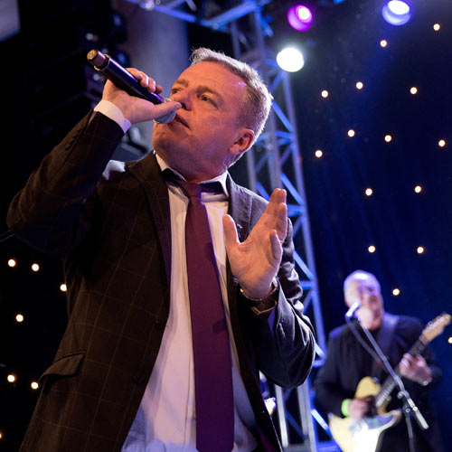 An evening with Suggs and friends for PCUK