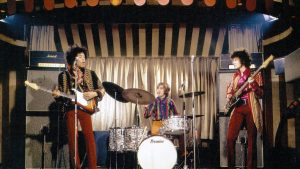 Jimi Hendrix at the Marquee 1967