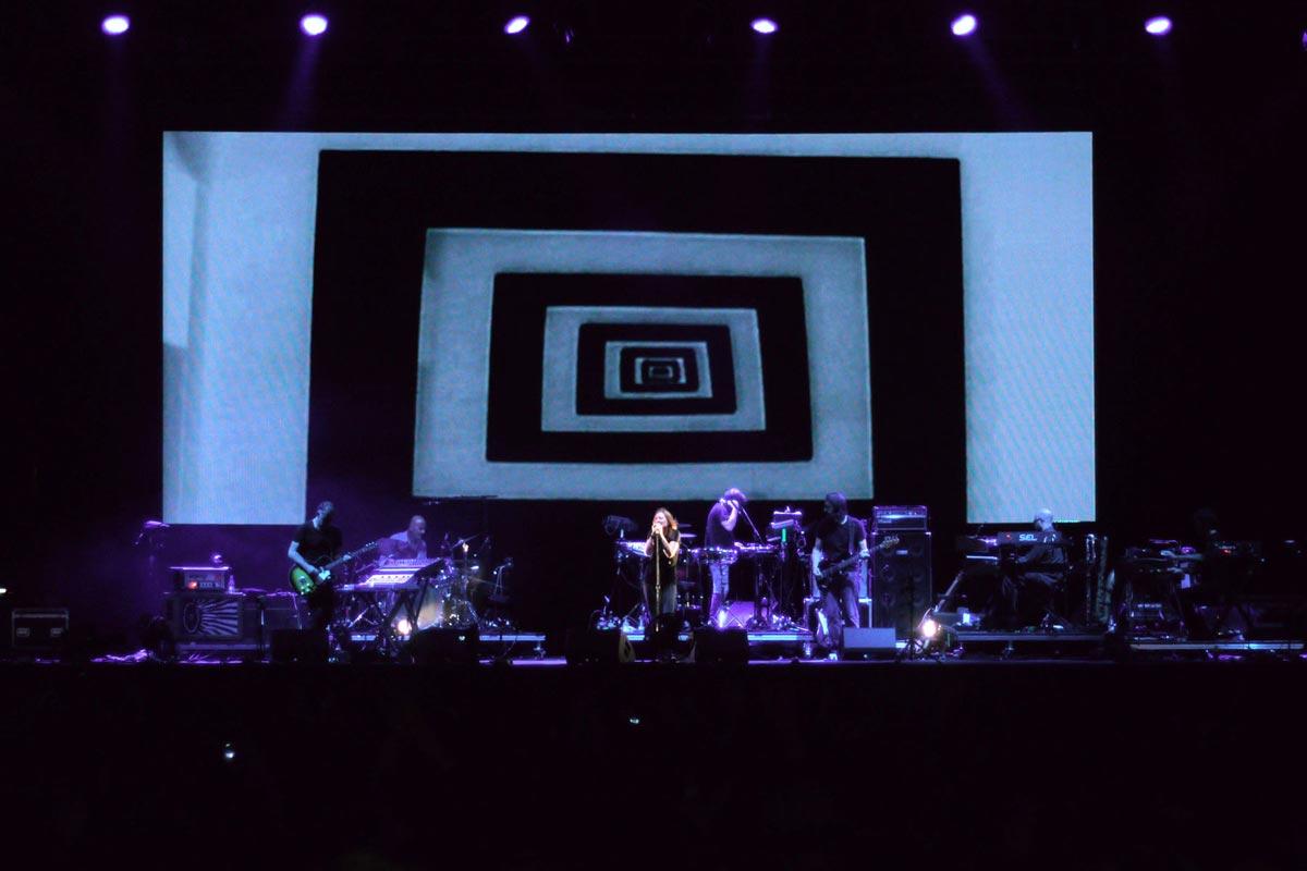 Entec Lights Portishead Summer shows