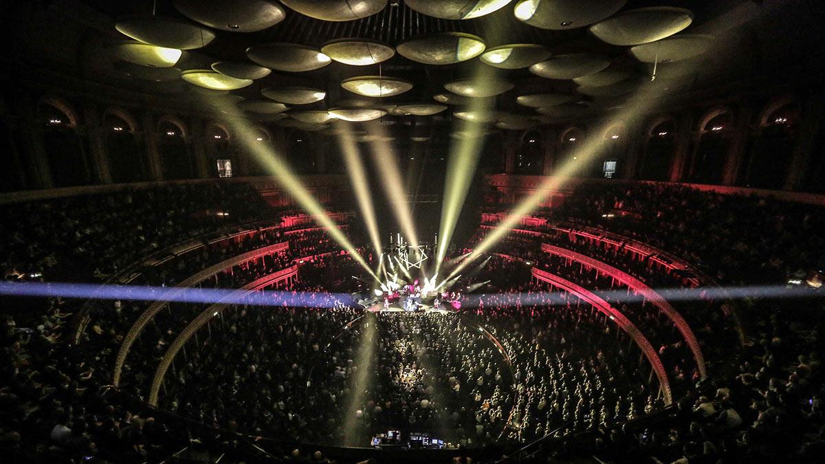 Damon Albarn at the Royal Albert Hall