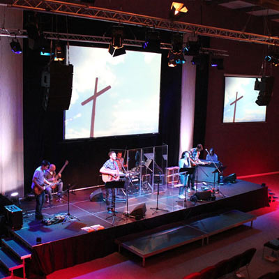 Entec Vineyard Church