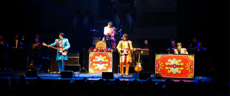 Entec - The Bootleg Beatles