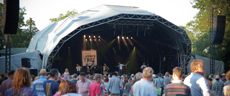 Entec - the Larmer Tree Festival