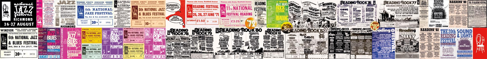 Reading festivals