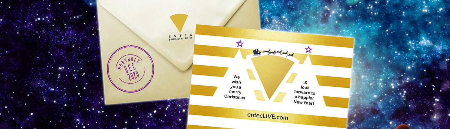 Entec Christmas card.