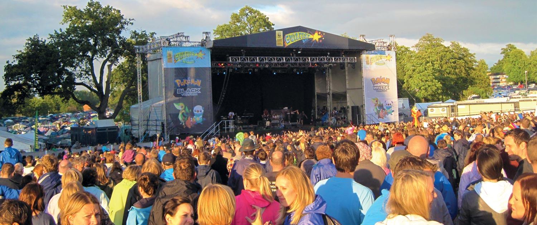 Entec - touring and festivals