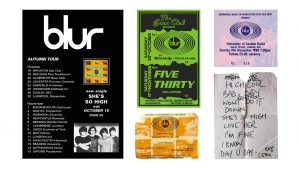 Entec- - 1990 Blur tour