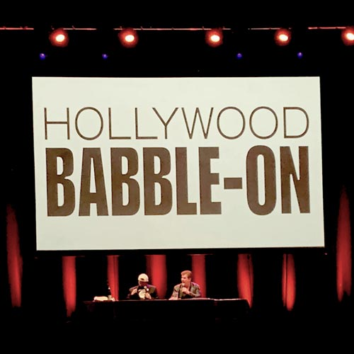Hollywood - Babble on