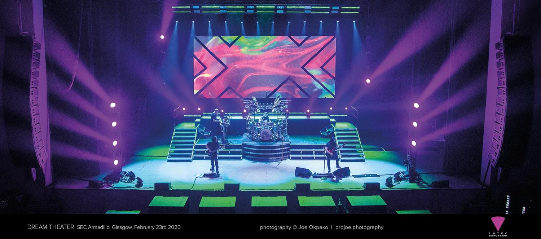 Entec - Dream Theater 2020