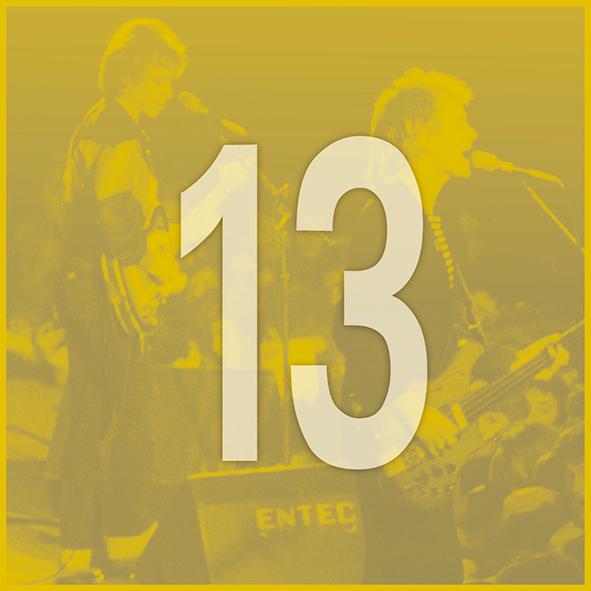 50 Golden Moments - Number 13