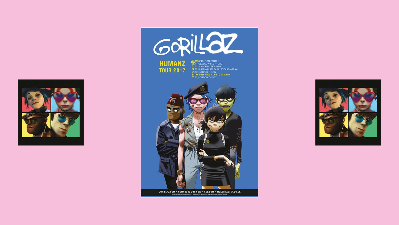 Gorillaz 2017