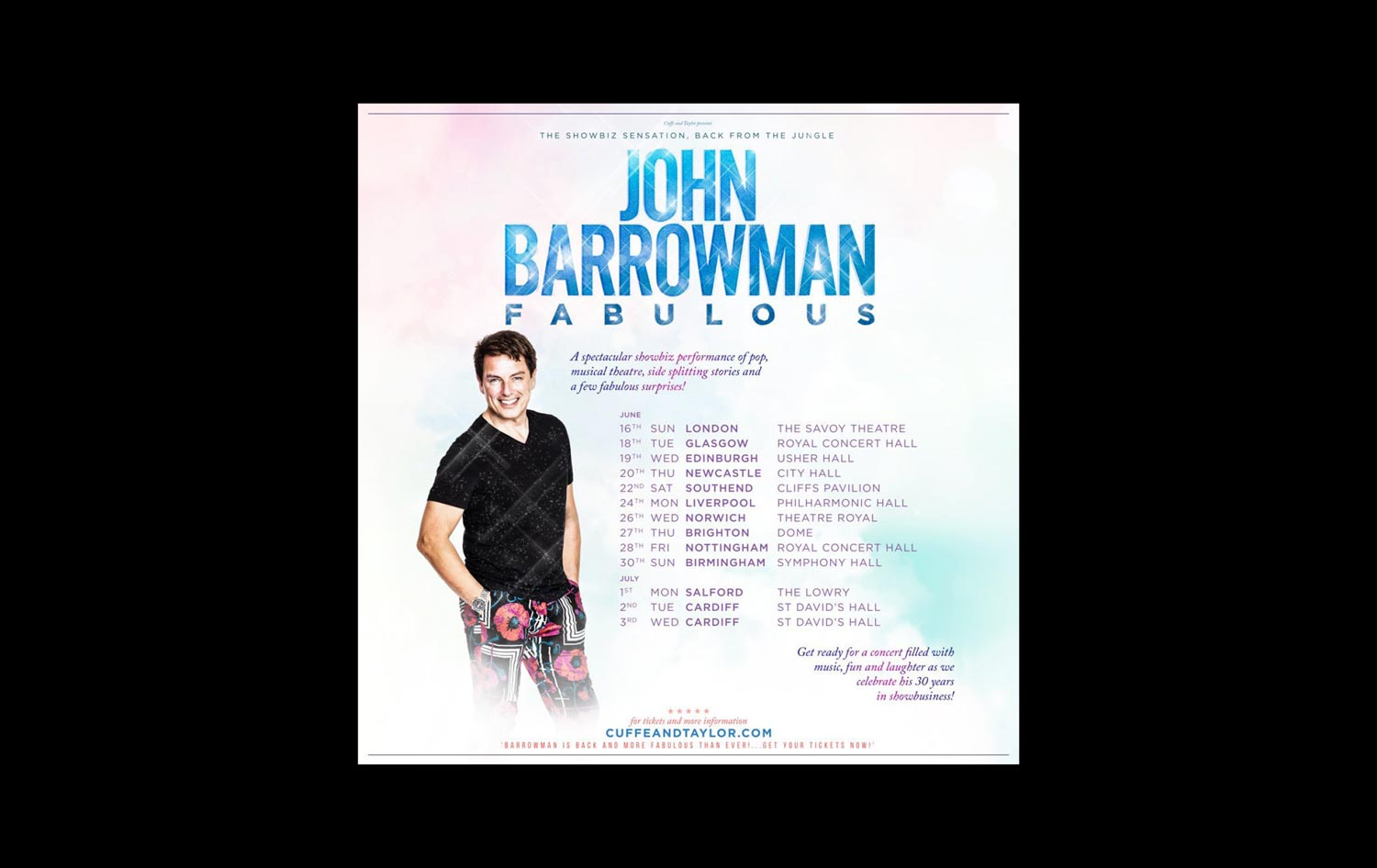 John Barrowman - Fabulous