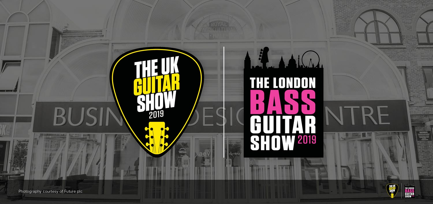 UK guitar and bass show - 2019